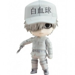 Nendoroid White Blood Cell Cells at Work! japan plush