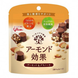 Chocolates Almond Koka Glico