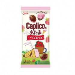 Chocolates Strawberry Caplico No Atama Glico
