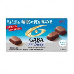 Chocolates Mild Milk Mental Balance Chocolate Gaba For Sleep Glico