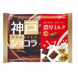 Chocolates Rich Milk Kobe Chocolat Glico