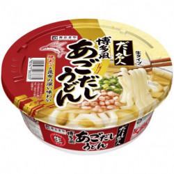 Cup Noodles Style Hakata Agodashi Udon Dashi Meijin Sugakiya