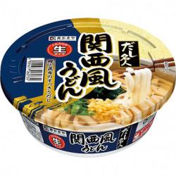 Cup Noodles Style Kansai Udon Dashi Meijin Sugakiya