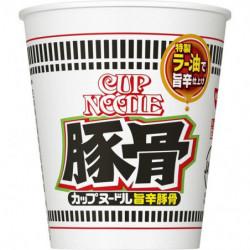 Cup Noodle Tonkotsu Rayu Épicé Nissin Foods