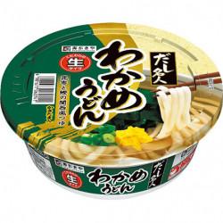Cup Noodles Wakame Udon Dashi Meijin Sugakiya