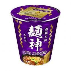 Cup Noodles Shoyu Ramen Fruits De Mer Menshin Kappu Myojo Foods
