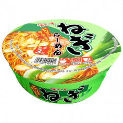 Cup Noodles Kinchan Negiramen Tokushima Seifun