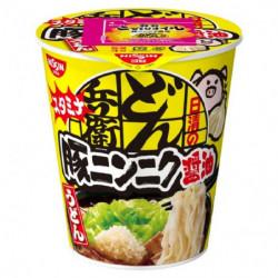 Cup Noodles Stamina Shoyu Udon Porc Nissin Foods