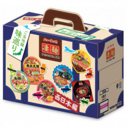 Cup Noodles Sugomen Local Ramen Set Western Japan Edition Yamadai