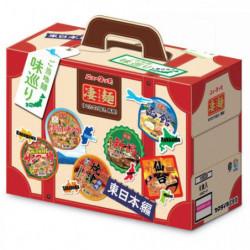 Cup Noodles Sugomen Local Ramen Set Eastern Japan Edition Yamadai