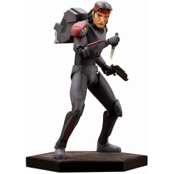 Figure Hunter The Bad Batch Star Wars ARTFX
