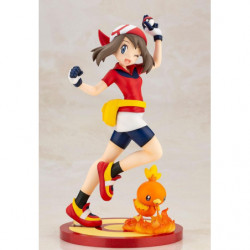 Figures Torchic and May Set ARTFX J