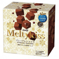 Chocolats Premium Melty Kiss Meiji