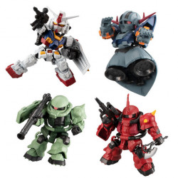 Figures Set Mobility Joint Mobile Suit Gundam