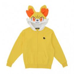 Hoodie Fennekin Pokémon Honwaka Poka Poka