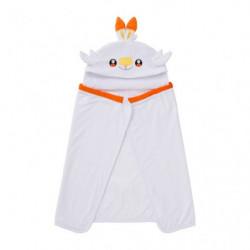 Hooded Blanket Scorbunny Pokémon