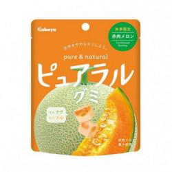 Bonbons Gélifiés Melon Puararu Kabaya