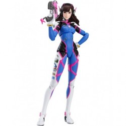 figma D.Va Overwatch japan plush