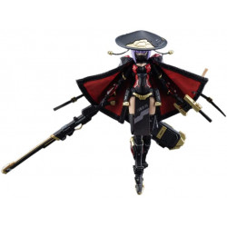 Figure JW059 Imperial Guard A.T.K.GIRL Plastic Model
