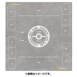 Tapis De Jeu Caoutchouc Gris Pokémon Card Game