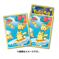 Protèges-cartes Naminori Flying Pikachu Pokémon Card Game