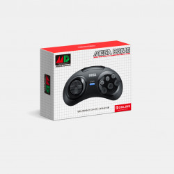 Manette Megadrive Fighting 6B Switch