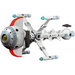 Figurine Comet Capitaine Futur Metaltech 11