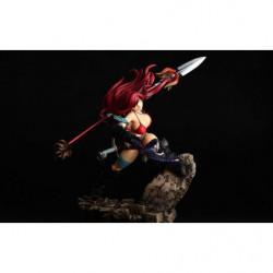 Figurine Erza Scarlett Armure Rouge Knight Ver. Fairy Tail