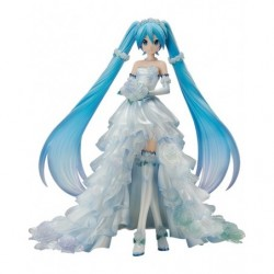 Hatsune Miku: Wedding Dress Ver. Character Vocal Series 01: Hatsune Miku japan plush