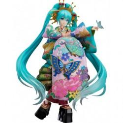 Hatsune Miku: Chokabuki Kuruwa Kotoba Awase Kagami Ver. Character Vocal Series 01: Hatsune Miku japan plush