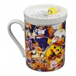 Mug Cup Pika We Are TEAM TREAT ! japan plush