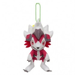Keychain Plush Pokemon Time Lycanroc japan plush
