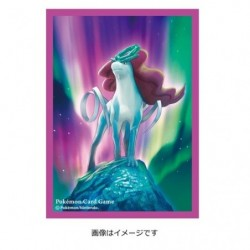 Card Sleeve Suicune japan plush