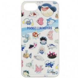 Hard Case Water Pokemon japan plush