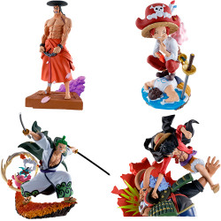 Figures LOGBOX RE BIRTH Country Edition One Piece