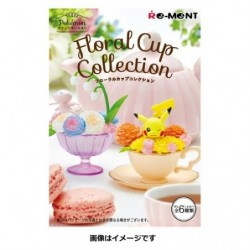 Floral Cup Collection BOX japan plush