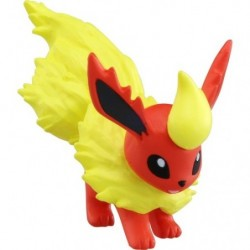 Figure Moncolle EX Flareon japan plush