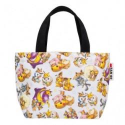 Mini Bag FAN OF PIKACHU & EEVEE japan plush