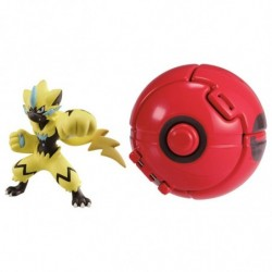 Moncolle Poke Out Zeraora Precious Ball japan plush