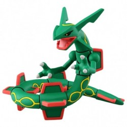 Moncolle Figure EX EHP-10 Rayquaza japan plush