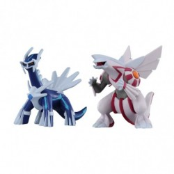 Moncolle Figure Dialga Palkia japan plush