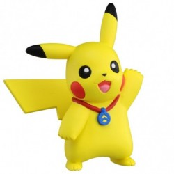 Moncolle Figurine EX EMC-07 Pikachu Ultra Guardians japan plush