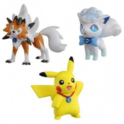 Moncolle Figure Ultra Guardians Set japan plush