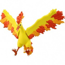 Moncolle Figure EX EHP-05 Moltres japan plush