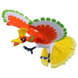 Moncolle Figure EX EHP-17 Ho-Oh japan plush