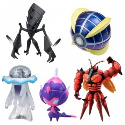 Moncolle Figure Ultra Beast Set japan plush
