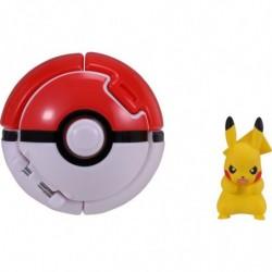 Moncolle Figure Poke Out Pikachu japan plush