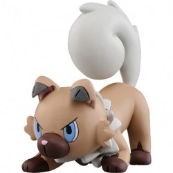 Moncolle Figure EX EMC-05 Rockruff japan plush