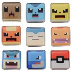 Pokemon Quest Pin's Vol.2 DP-BOX japan plush