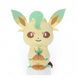 Leafeon Sitting Plush japan plush